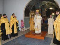 В канун Дня памяти святых отцев шести Вселенских Соборов.