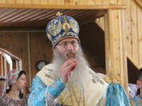 В канун Дня празднования Явление иконы Пресвятой Богородицы во граде Казани.
