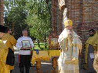 Молебен св. равноап. вел. кн. Владимиру, празднование 1030-летия Крещения Руси.