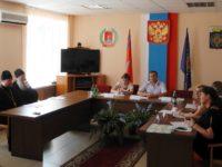 Рабочая встреча по разработке стратегии по улучшению демографической ситуации в г. Урюпинске.