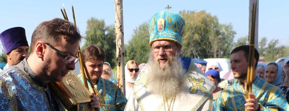 В День памяти Почаевской иконы Божией Матери.