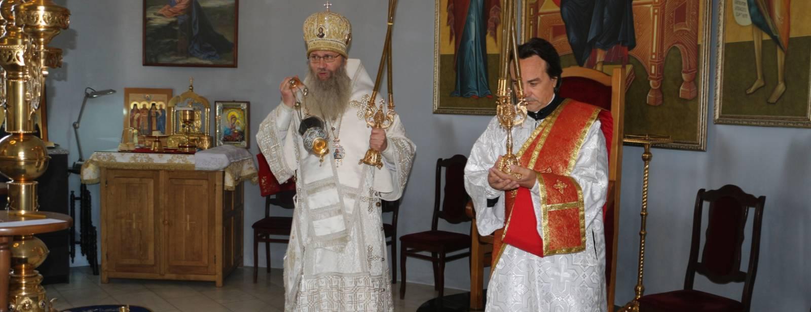 В День памяти перенесения мощей прпп. Зосимы и Савватия Соловецких.