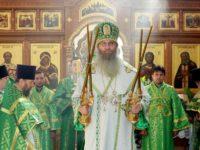 В День празднования Обретение мощей прп. Серафима, Саровского чудотворца.