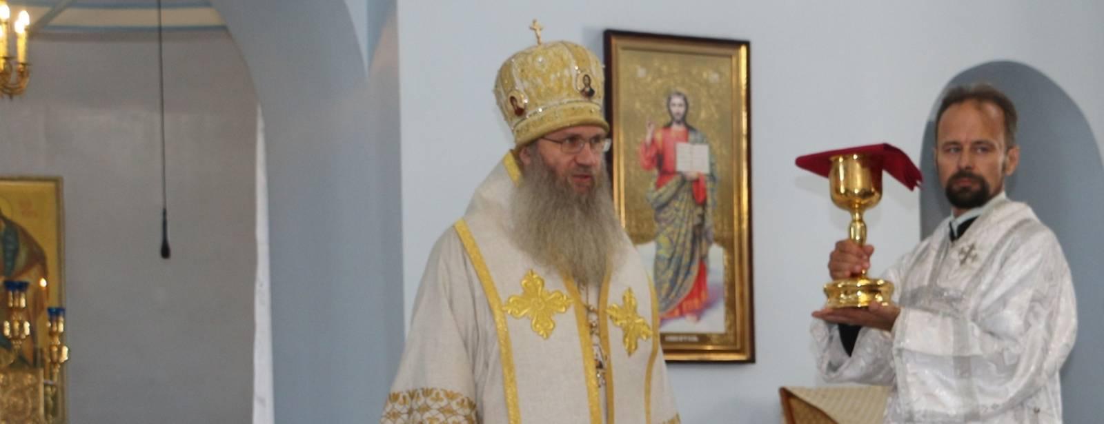 В День памяти Собора новомучеников и исповедников Соловецких.
