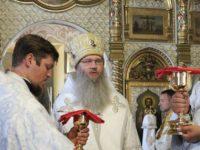 В День памяти свт. Митрофана, епископа Воронежского.