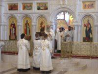Поздравление отца Михаила Макарова с днём хиротонии в сан иерея.