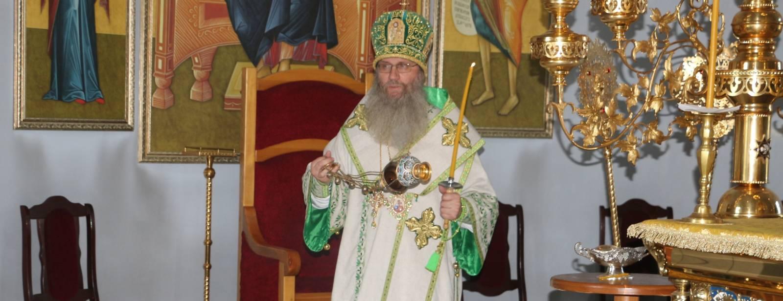 В канун Дня памяти Обретение мощей прп. Серафима, Саровского чудотворца.