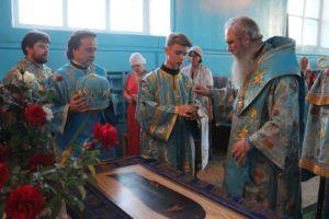 Вканун празднования Успения Пресвятой Богородицы