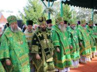 Торжества к 370-летие мученической кончины святого преподобномученика Афанасия, игумена Брестского