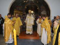 В День памяти свв. блгвв. кнн. Петра и Февронии Муромских чуд.
