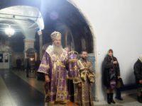 В канун Дня памяти св. вмч. Никиты.