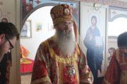 В День памяти святого сщмч. Петра (Полянского) митрополита Крутицкого.