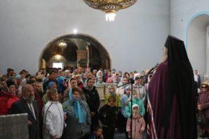 В День празднования Покрова Пресвятой Богородицы