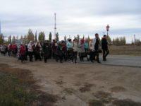 Традиционный ежегодный крестный ход вокруг города Фролово