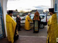 Урюпинская икона Божией Матери в г. Михайловка