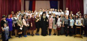 День матери в Покровской воскресной школе