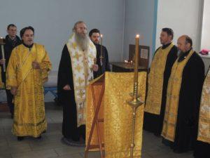 Расширенное заседание епархиального совета Урюпинской епархии