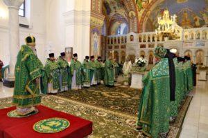 Вторая годовщина Прославления в Лике Святых преподобной Арсении игумении Усть-Медведицкой