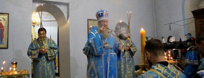 В попразднство Введения во храм Пресвятой Богородицы.