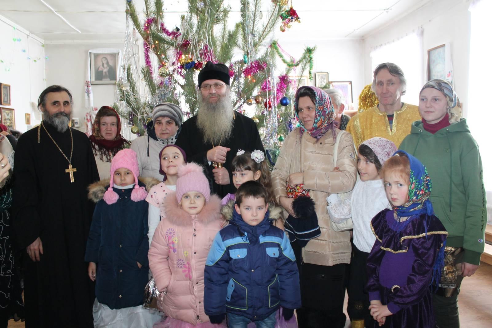 Детский праздник в ст. Усть-Хопёрской Серафимовичского района.
