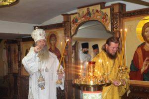 В День Попразднства Богоявления Свт. Феофана Затворника Вышинского