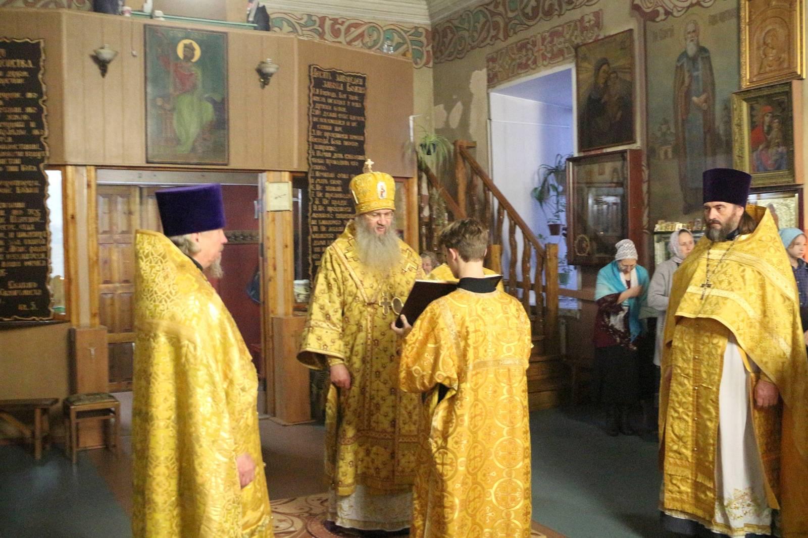 В День памяти Перенесение мощей свт. Иоа́нна Златоуста, архиепископа Константинопольского.