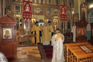 В канун Дня памяти Перенесение мощей свт. Иоа?нна Златоуста, архиепископа Константинопольского