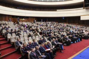 Открытие IX Международной конференции «Церковь и казачество...»