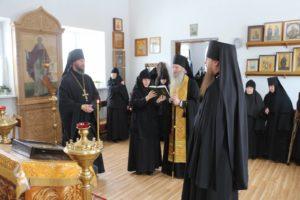 Рабочая встреча по вопросам монашества.