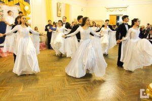 V Межъепархиальный молодежный Сретенский бал
