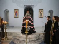 Великое повечерие с чтением Великого покаянного канона прп. Андрея Критского