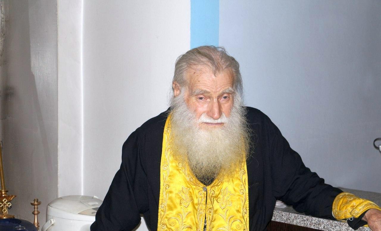 Отошел ко Господу иерей Петр Лагутин.