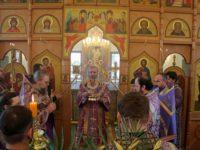 В День памяти Иконы Божией Матери, именуемой «Державная»