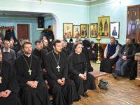 Епархиальное собрание духовенства Урюпинской епархии