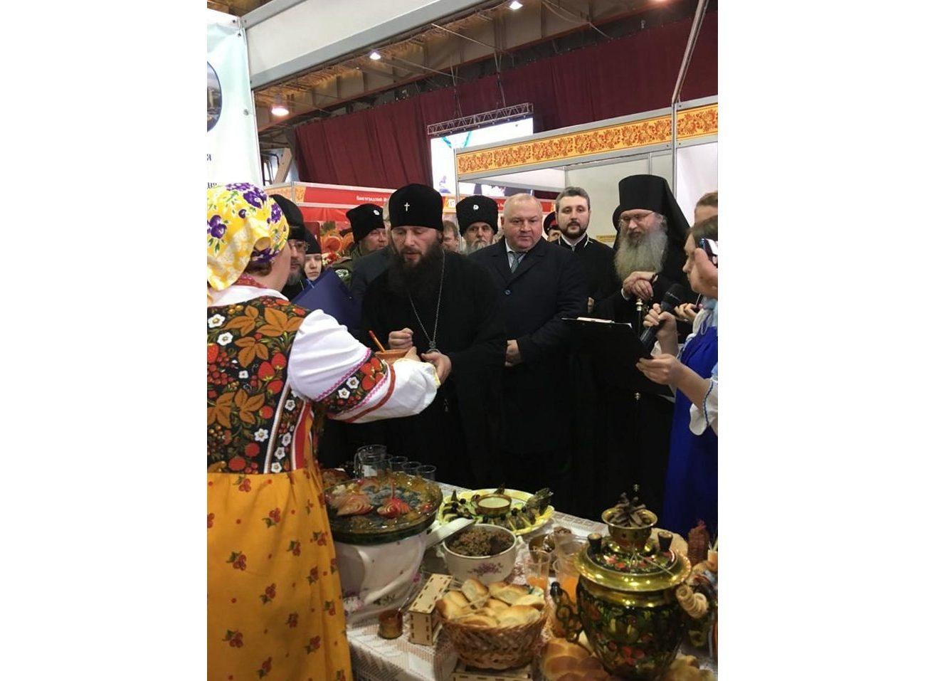 Первый православный фестиваль постной кухни открылся в Волгограде.