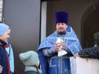 Благовещение Пресвятой Богородицы в храме Рождества Христова г. Урюпинска.