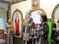 Божественная Литургия Преждеосвященных Даров в храме Прп. Сергия Радонежского