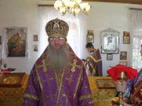Божественная Литургия Преждеосвященных Даров в часовне в честь Вознесения Господня