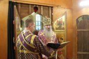 В канун Недели 5-й Великого Поста, Прп. Мари́и Египетской.