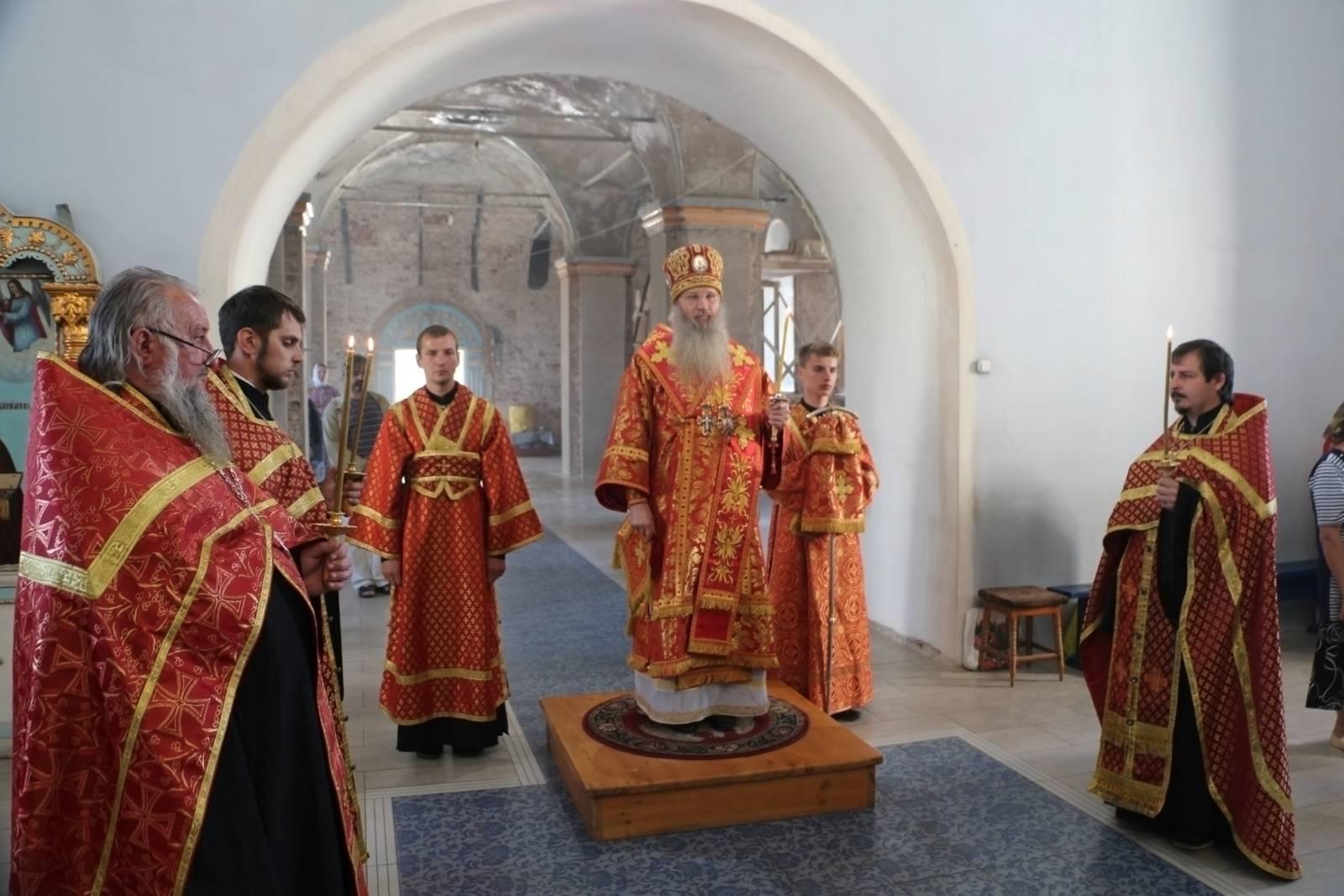В канун Дня памяти апостола и евангелиста Иоанна Богослова.