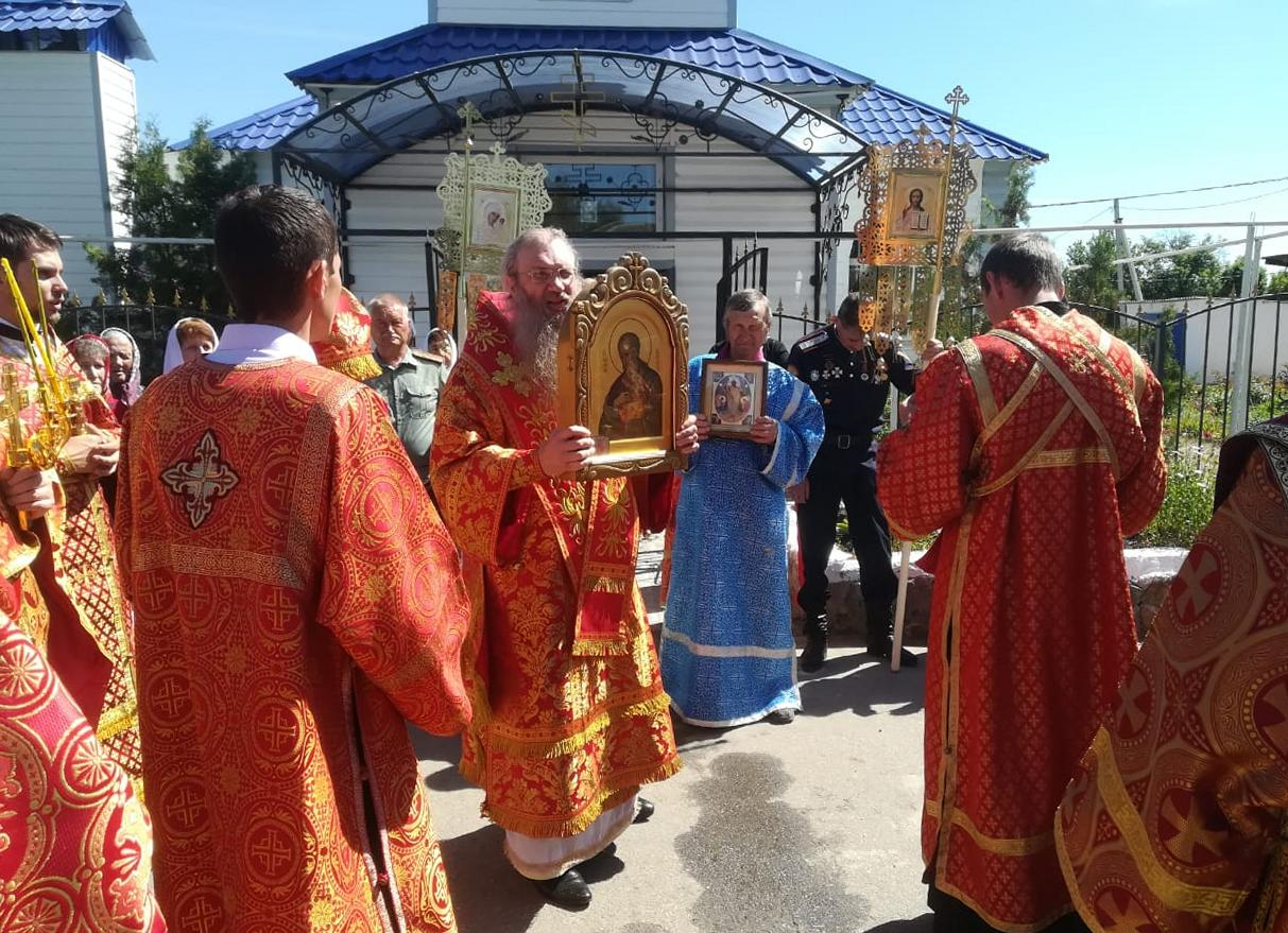 В День памяти апостола и евангелиста Иоанна Богослова.