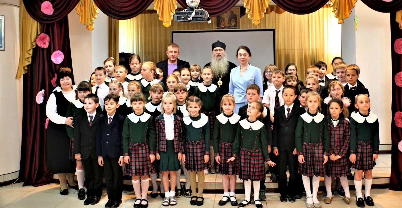В день памяти Равноапп. Мефодия и Кирилла, учителей Словенских.