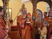 В Отдание праздника Пасхи, Предпразднство Вознесения Господня