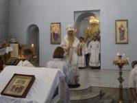 В канун празднования Вознесения Господня