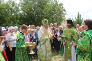 В Неделю 8-ю по Пасхе, День Святой Троицы