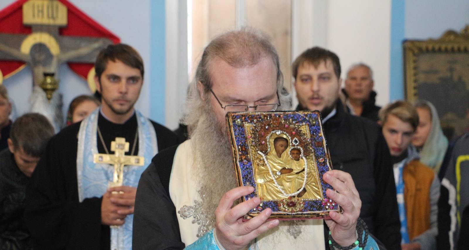 21 июня  – день явления иконы Божией Матери, именуемой «Урюпинская».