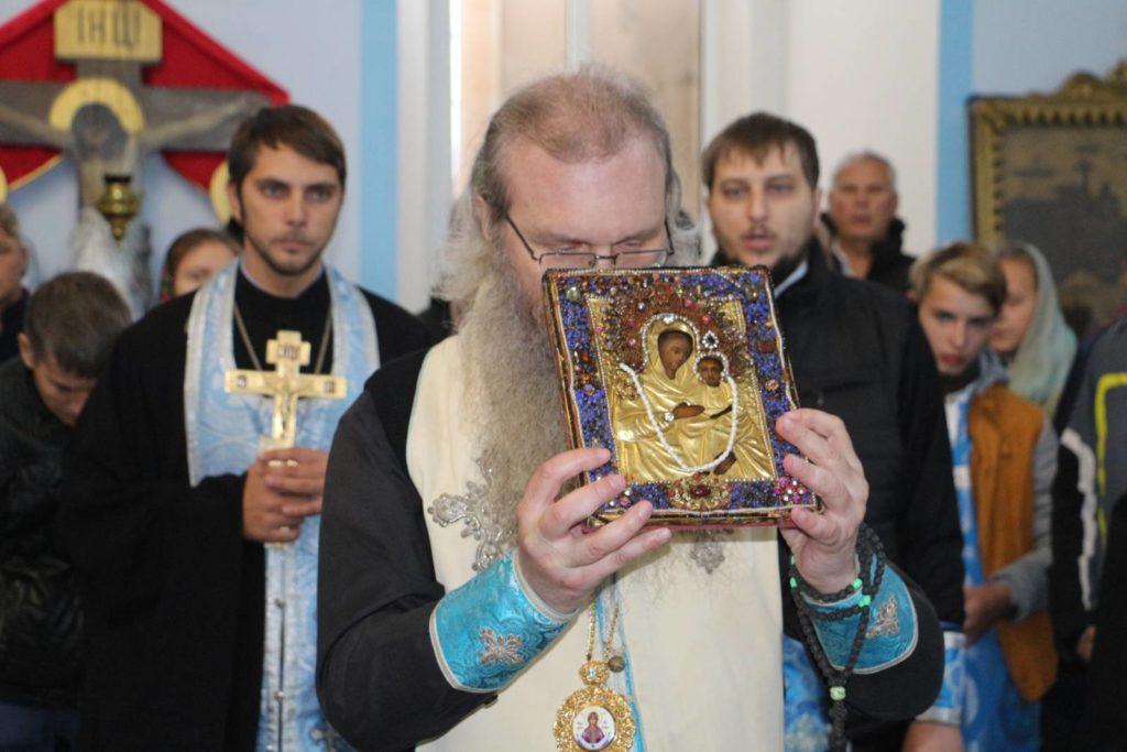 21 июня  – день явления иконы Божией Матери, именуемой «Урюпинская»