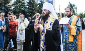 Праздник Явленной иконы Божьей Матери 20.06-21.06.2019