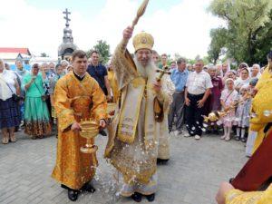 В День памяти Перенесение мощей свт. Феофана Затворника Вышенского