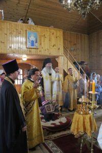 В канун Недели 2-й по Пятидесятнице, Всех святых в земле Российской просиявших